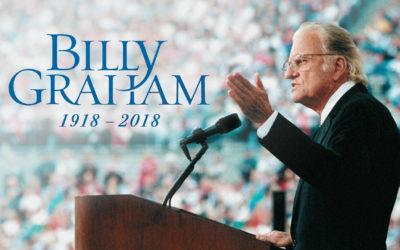 Pastor Rex remembers Billy Graham