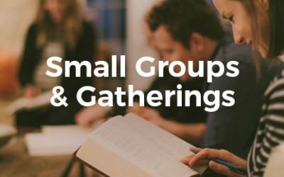 Small Group Leadership Training Class