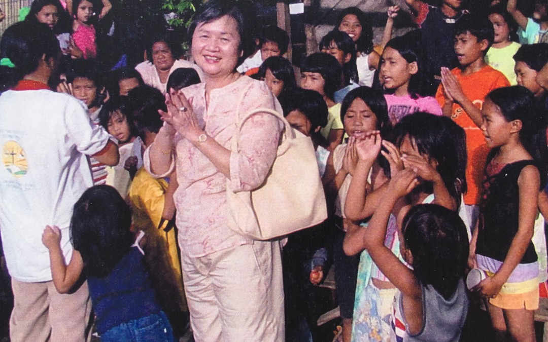 Grace Yang Ministries for Christ