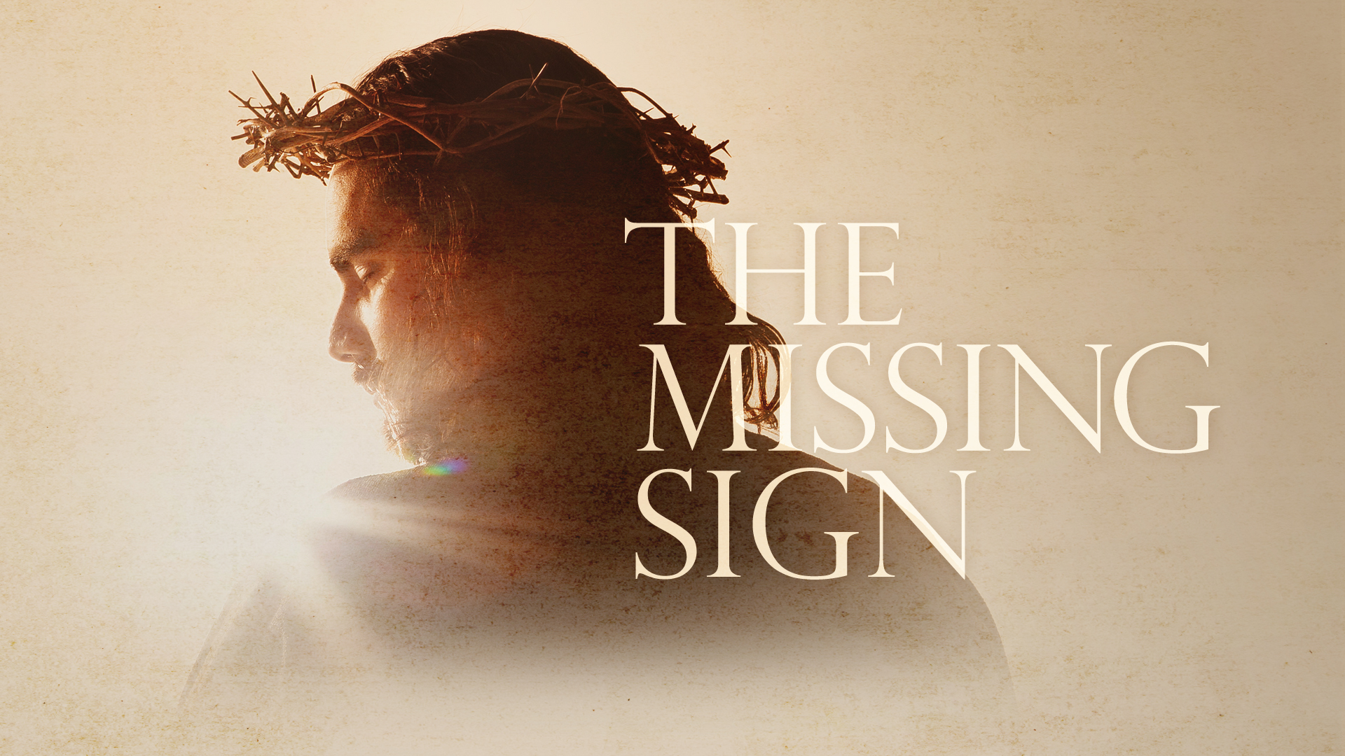 The Missing Sign