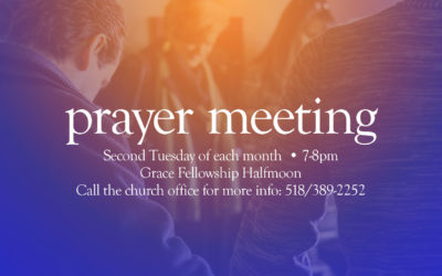 Halfmoon Monthly Prayer
