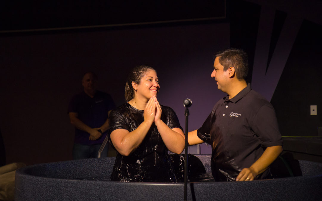 Grace Latham Baptism Photos – Sept 10 & 11