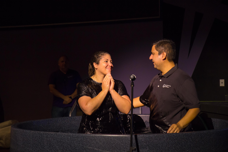 Grace Latham Baptism Photos – Sept 10 & 11