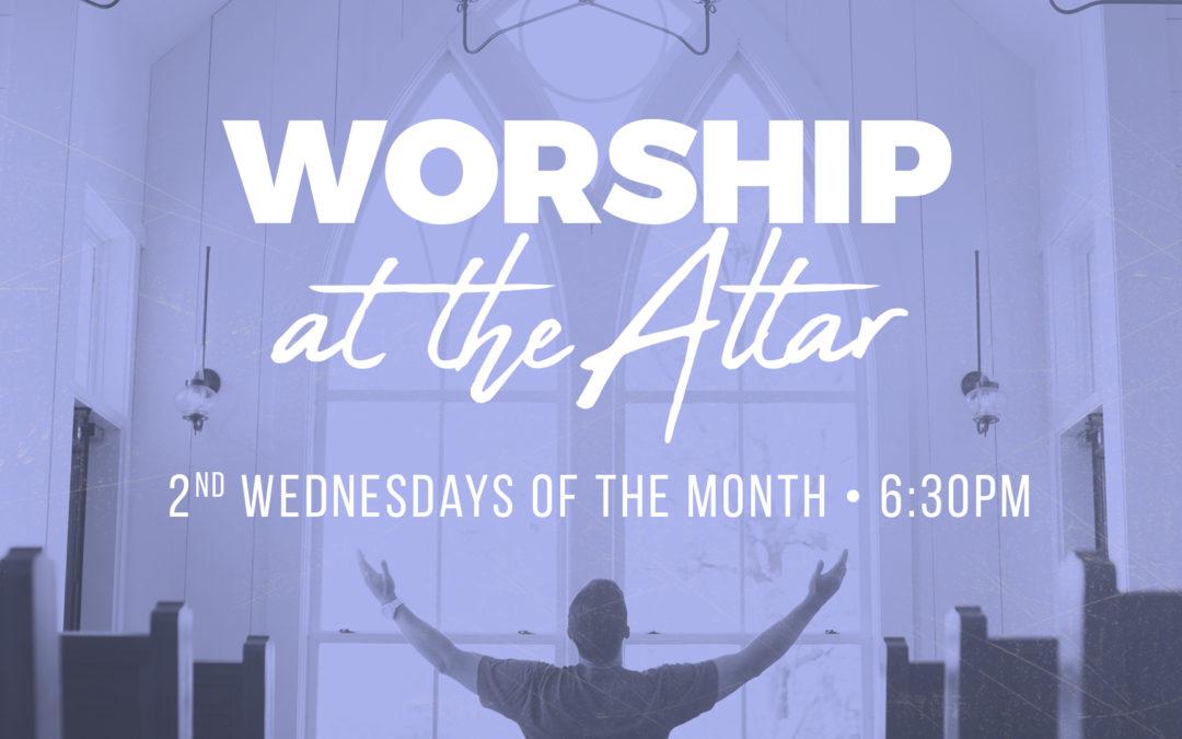 Saratoga Worship at the Altar