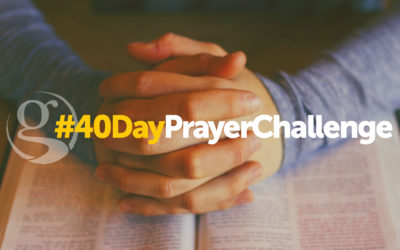 40 Day Prayer Challenge