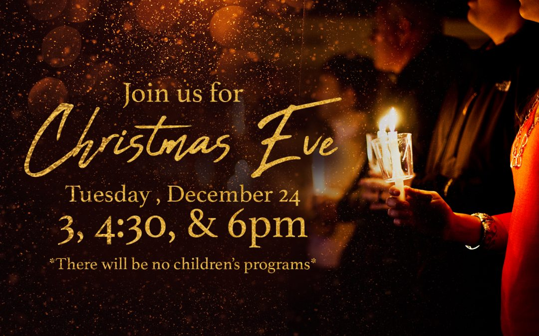 Latham Christmas Eve Services