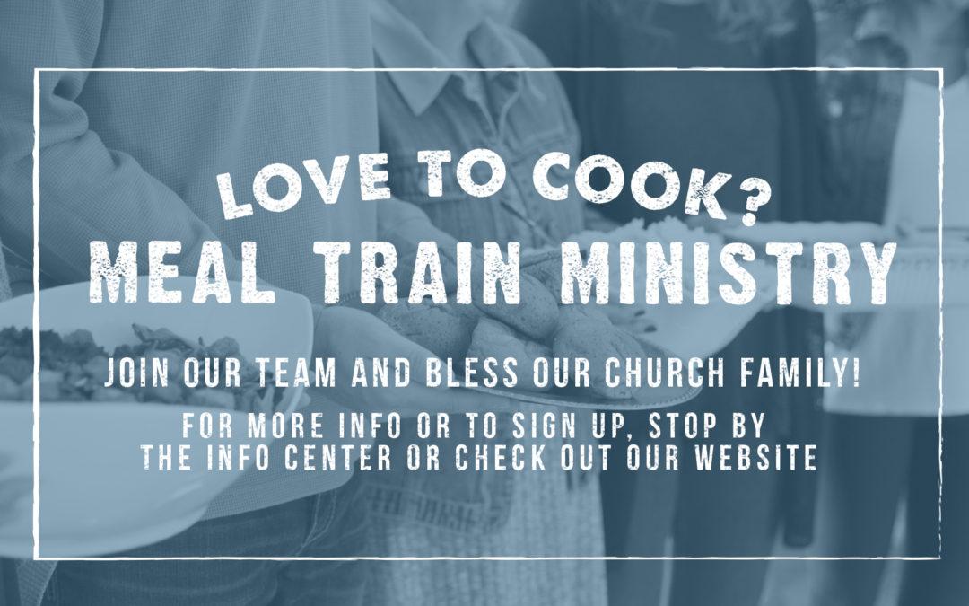 Saratoga-Meals Ministry