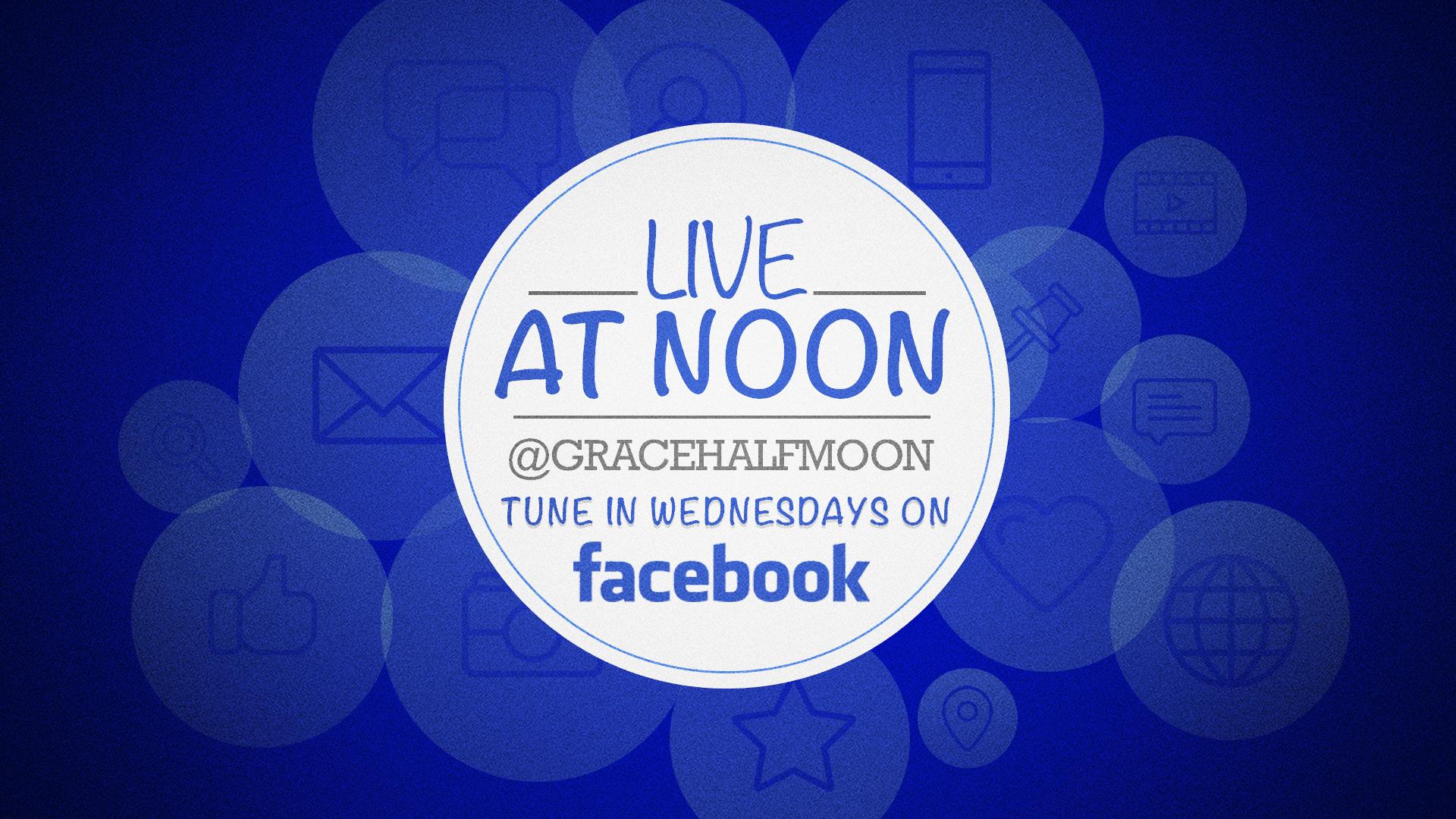 Live at Noon @halfmoon