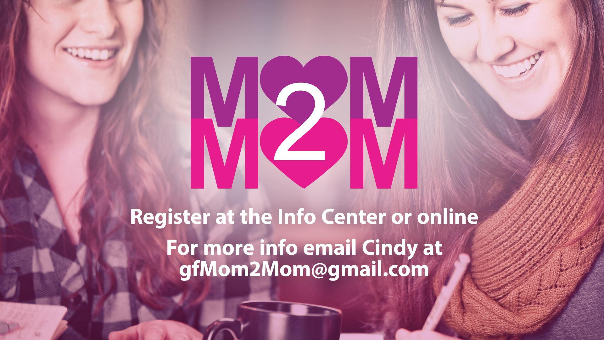 Halfmoon Mom2Mom