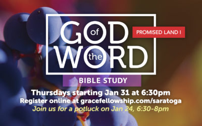 God of the Word: Promised Land 1