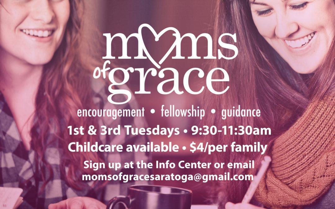 Saratoga Moms of Grace