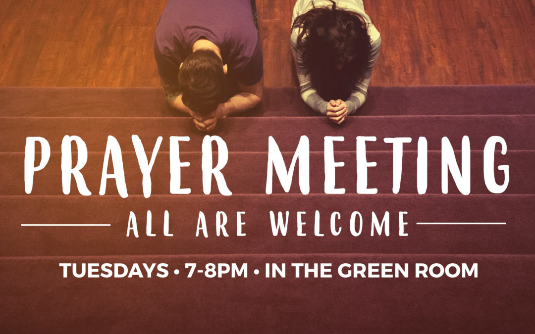 Greenbush Prayer Night