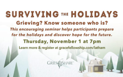 GriefShare: Surviving the Holidays