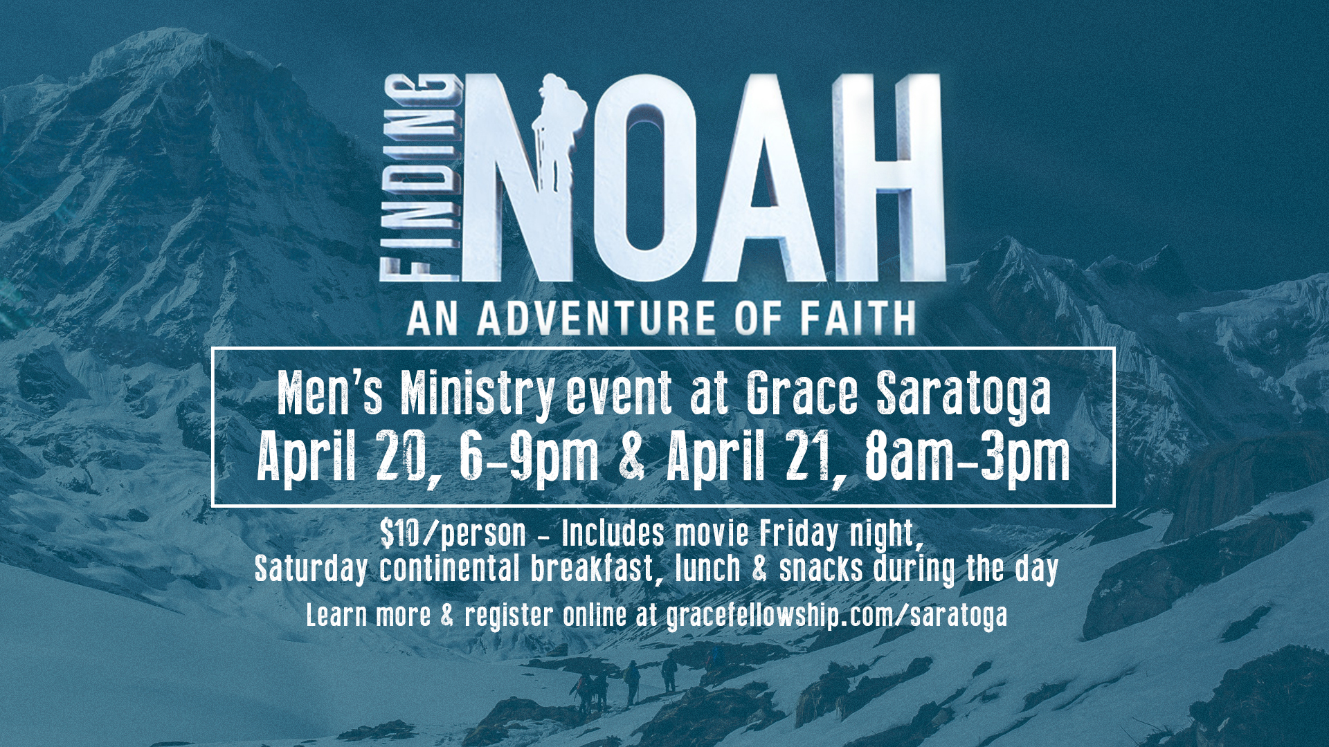 Finding Noah: An Adventure of Faith
