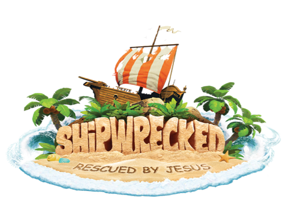 Grace Latham VBS Shipwrecked