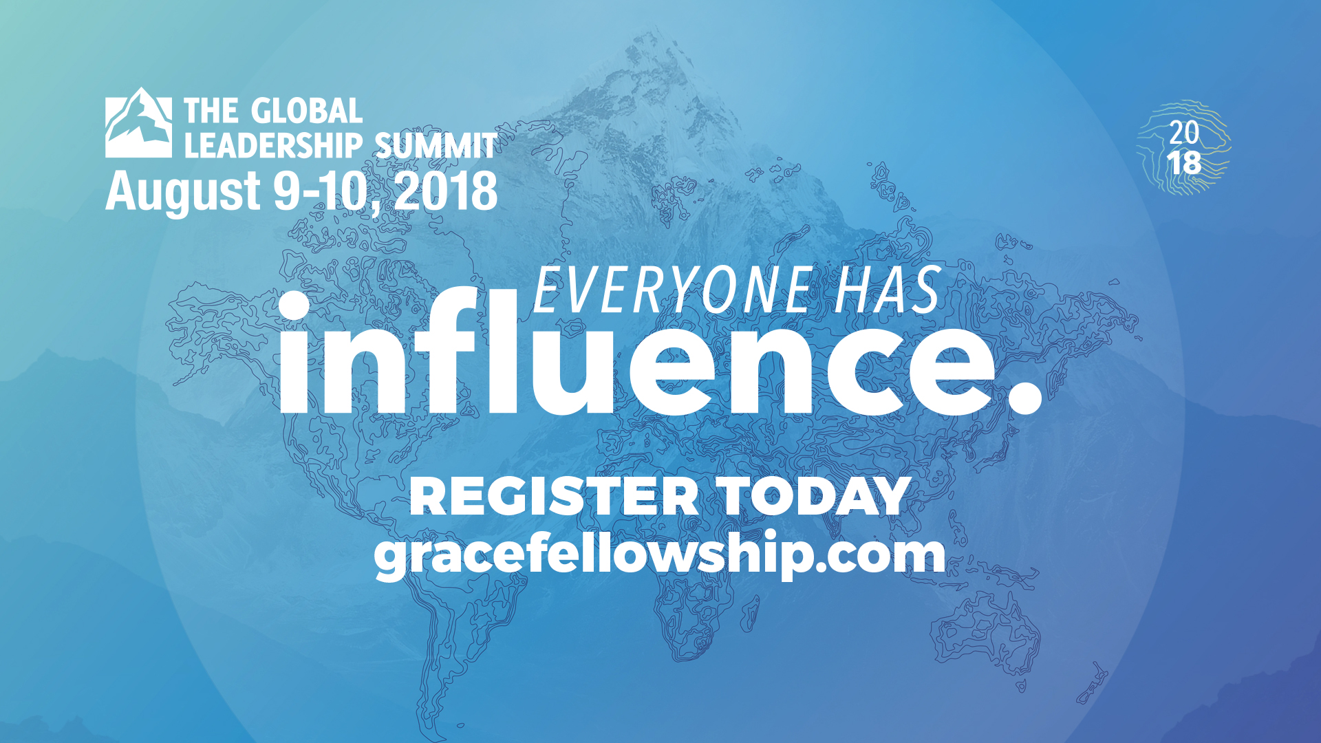 Global Leadership Summit – August 9-10 @ Grace Halfmoon