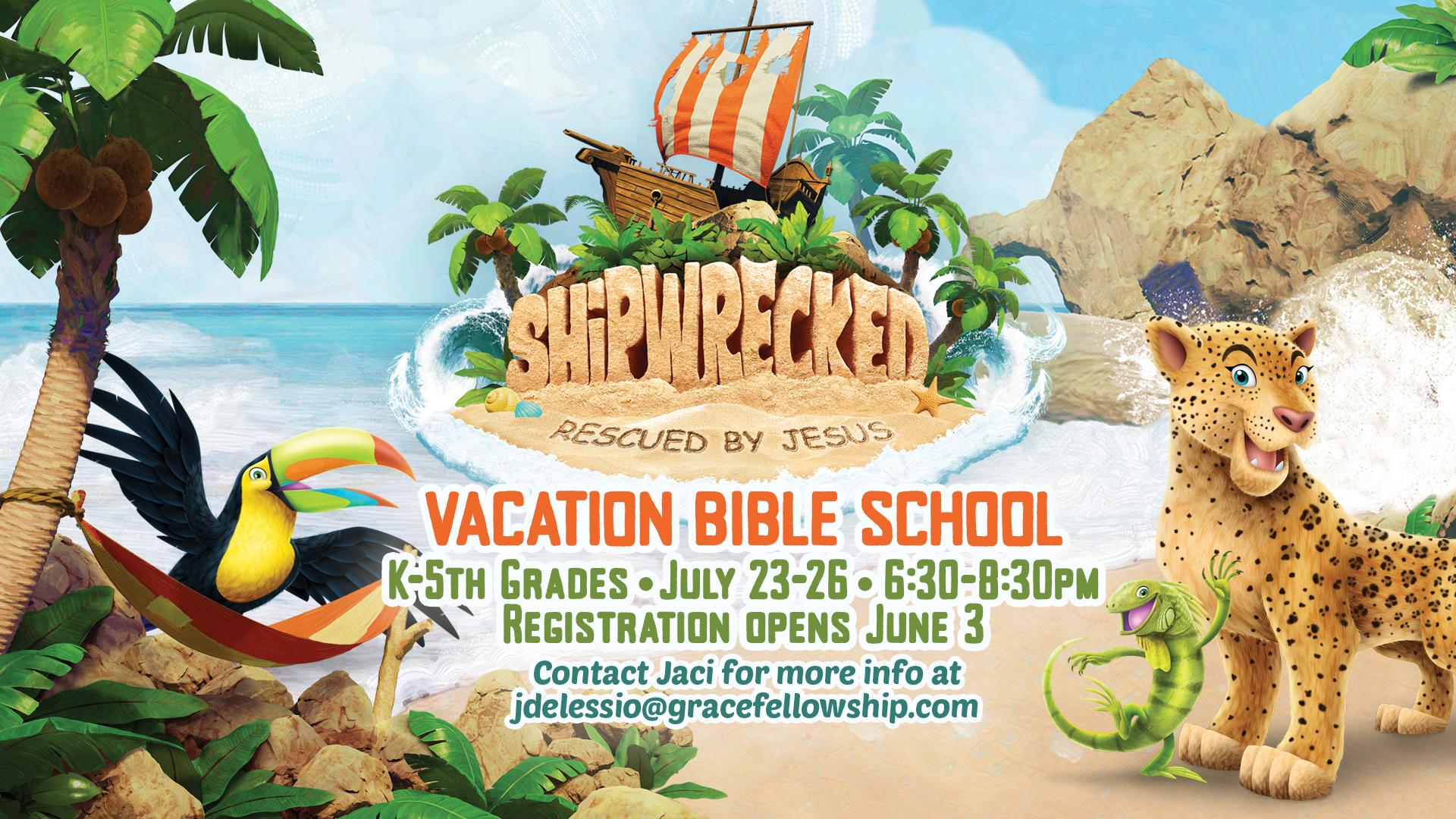 Saratoga Vacation Bible School