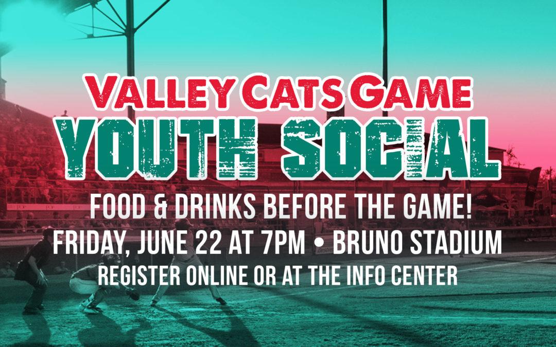 Greenbush Youth Social – Friday, June 22nd!