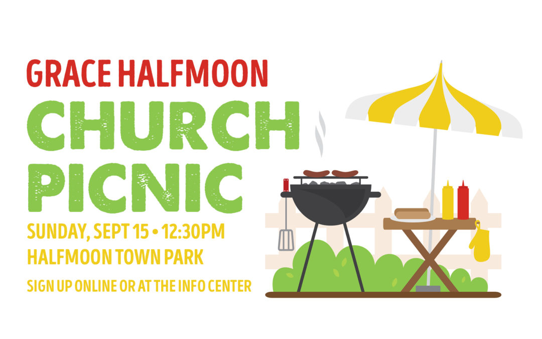 Halfmoon Church Picnic - Grace Fellowship