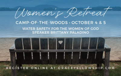 Saratoga Women's Fall Retreat: Water Safety for the Women of God