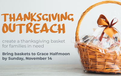 Halfmoon Thanksgiving Baskets 2021