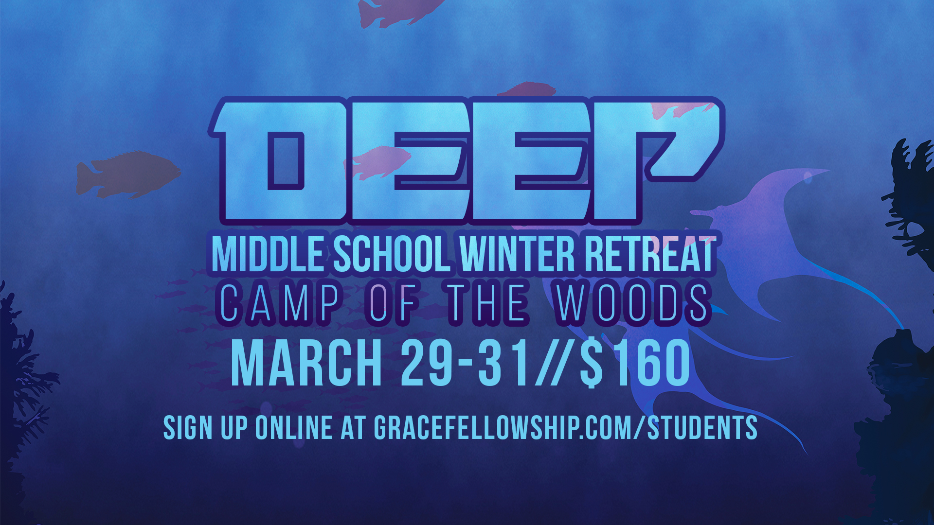 Middle School Winter Retreat