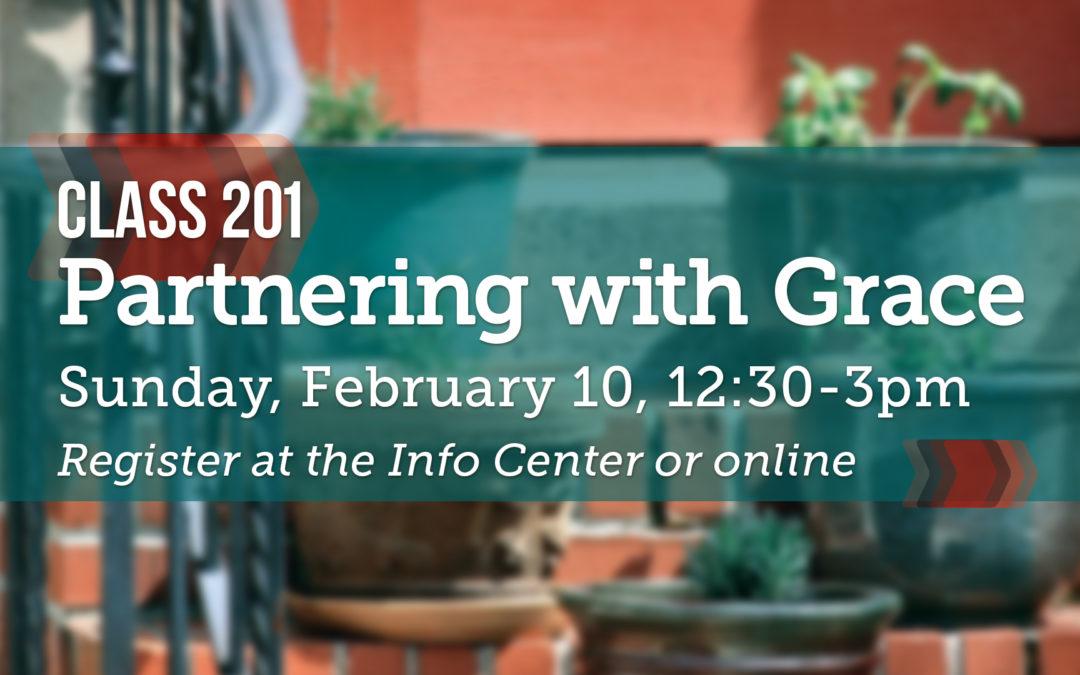Halfmoon 201 Class Sunday Feb. 10 @ 12:30pm