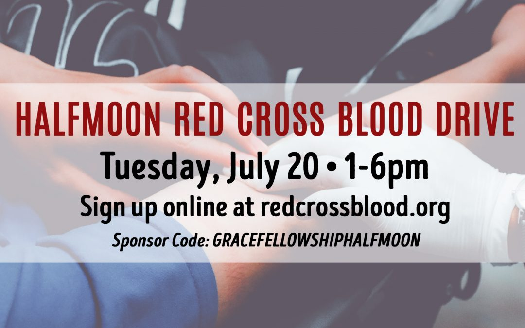 Halfmoon Red Cross Blood Drive