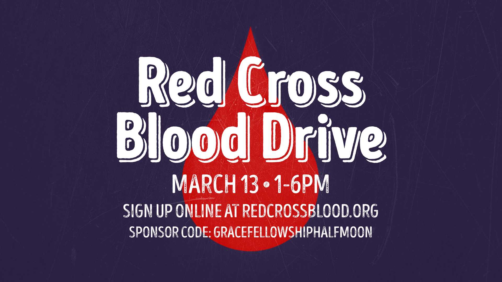 Halfmoon Red Cross Blood Drive