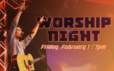 Halfmoon Worship Night