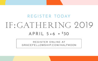 Halfmoon IF:Gathering 2019