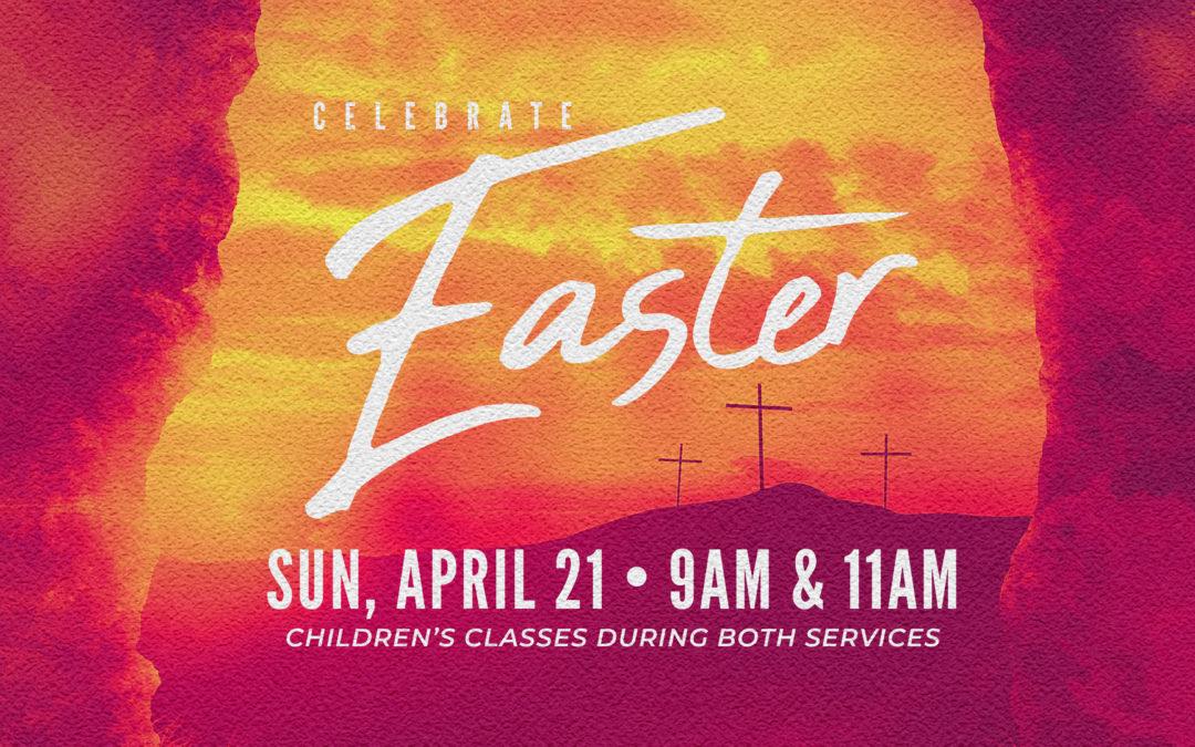 Halfmoon Easter Service April 21, 2019 9&11am