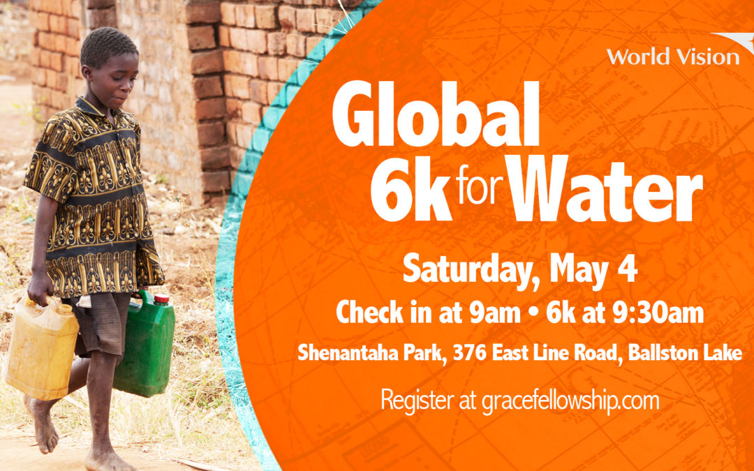 World Vision 6K for Water