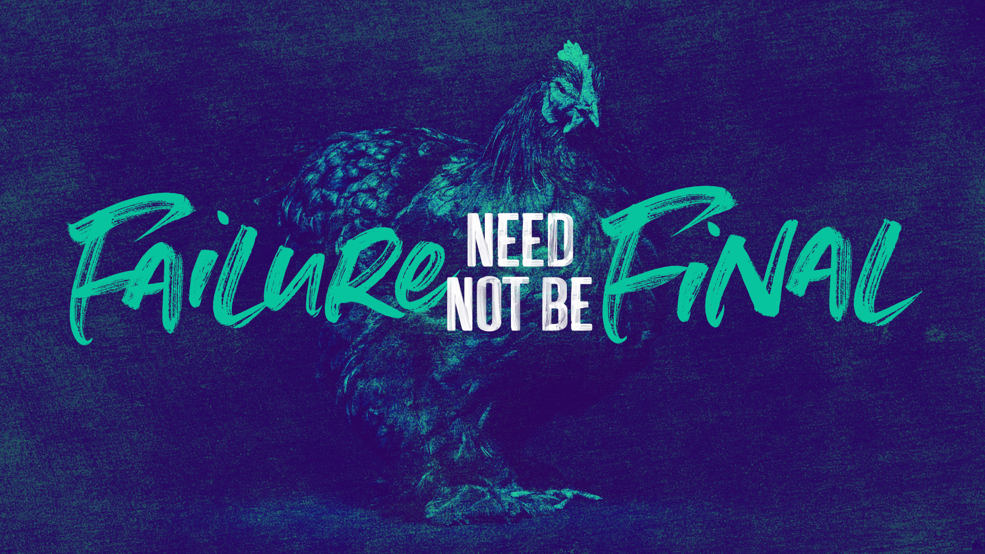 Failure Need Not Be Final