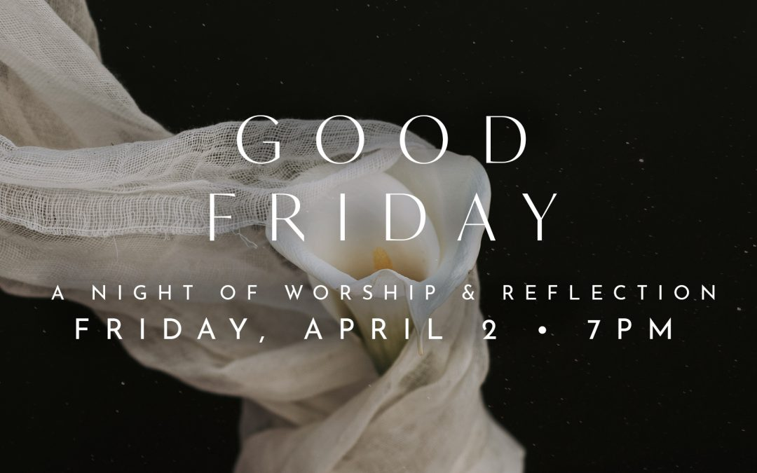 Latham Good Friday Service