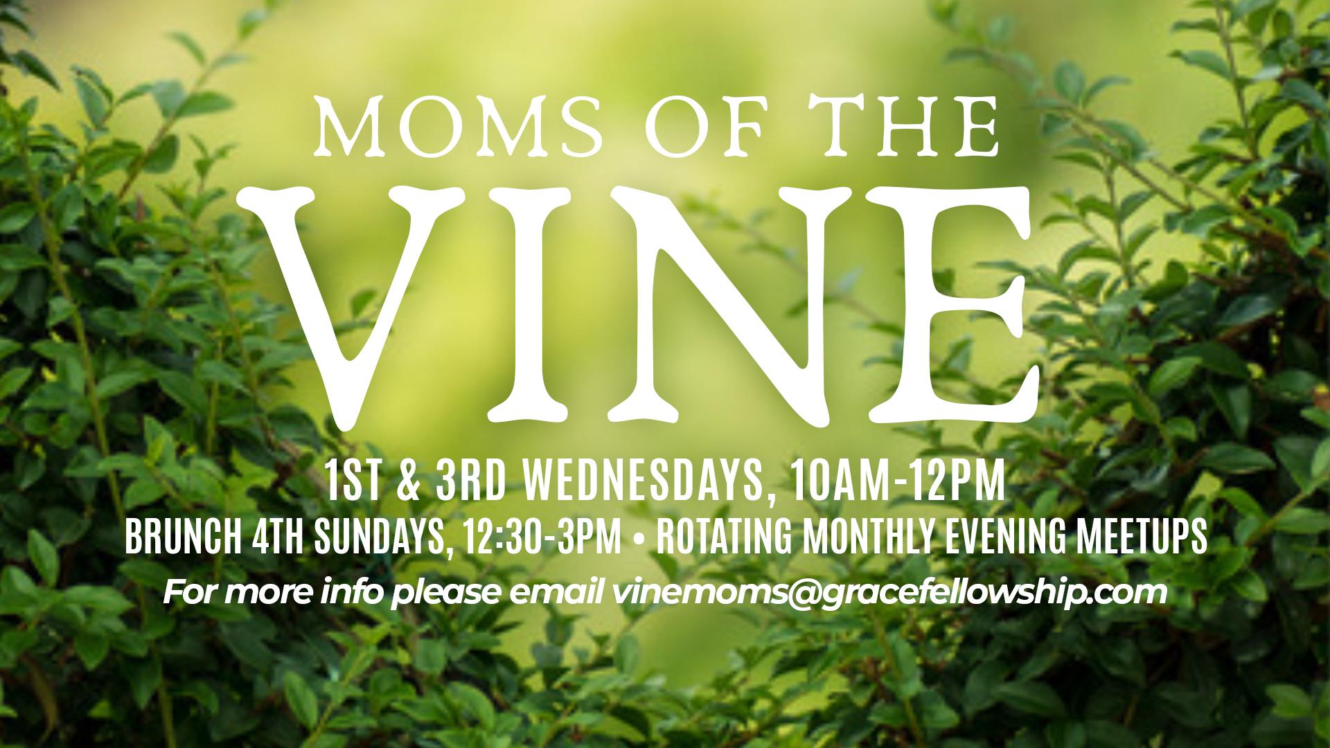Greenbush Moms of the Vine