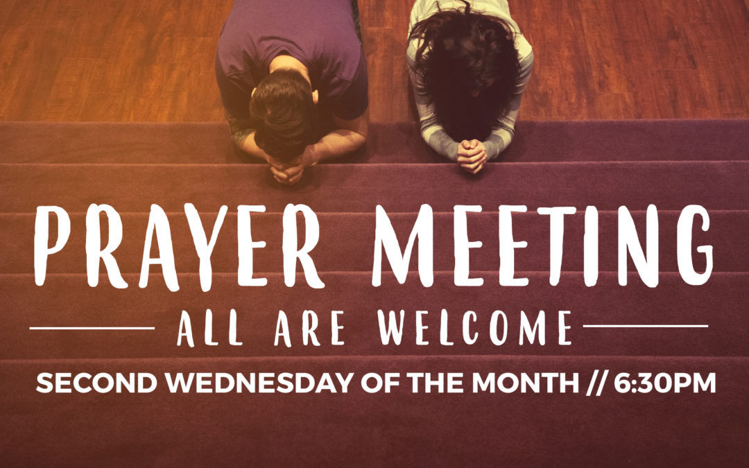 Greenbush Prayer Meeting