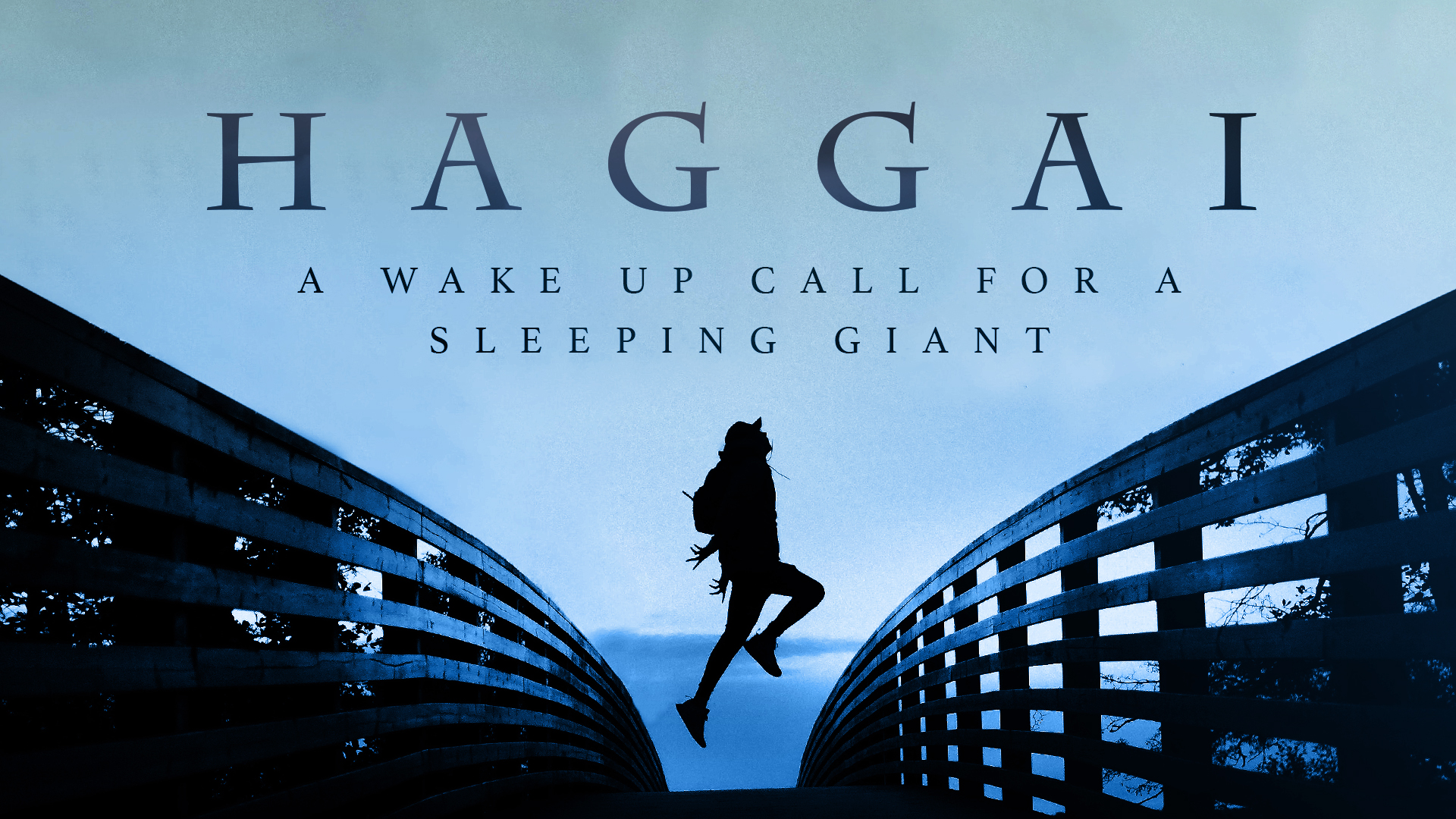 Haggai: A Wake Up Call for a Sleeping Giant