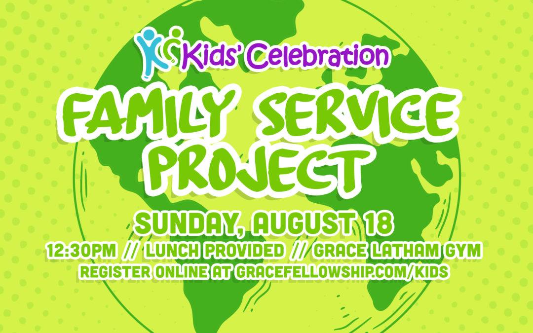 Latham KC Family Service Project