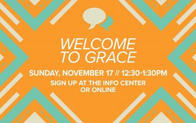 Saratoga: Welcome to Grace