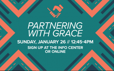 Saratoga: Partnering with Grace
