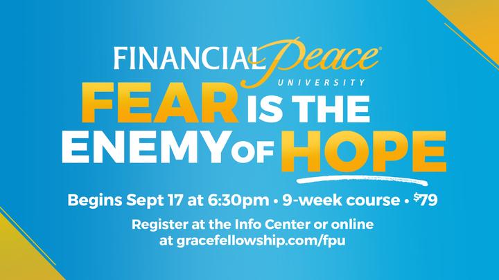 Saratoga Financial Peace University