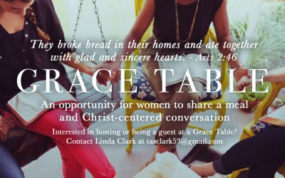 Grace Tables