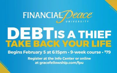 Halfmoon Financial Peace University Begins