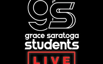 Grace Saratoga Students LIVE