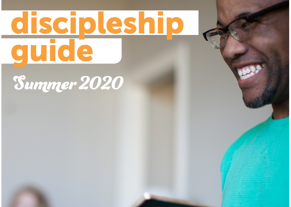 Latham Summer Discipleship Guide is Here!