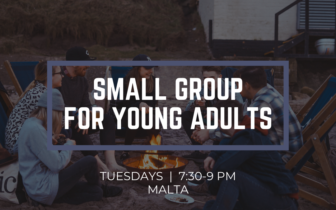 Halfmoon Young Adults Small Group // Fall 2020