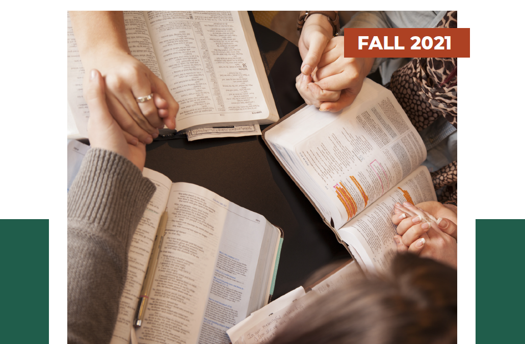 Looking for community? Join a fall discipleship group!