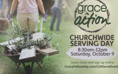 Grace In Action Serving Event