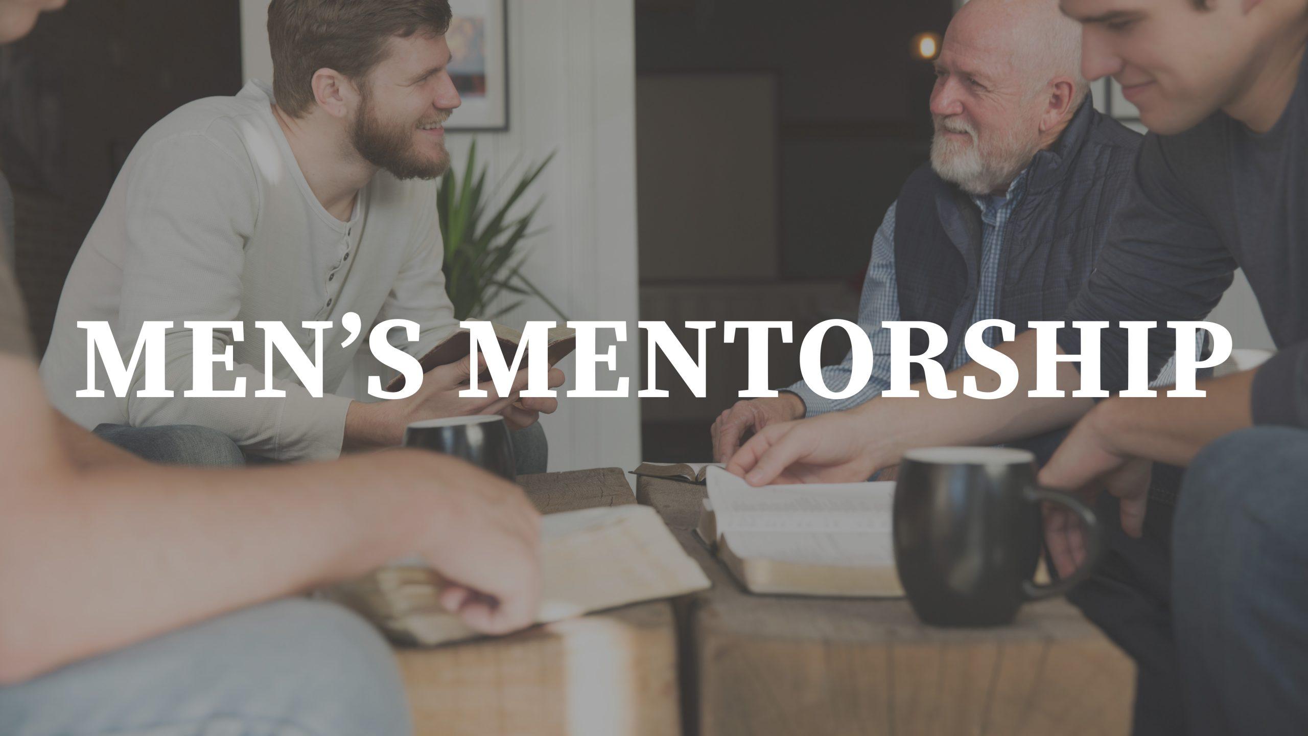 Men's Mentorship